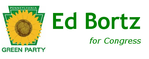 Ed Bortz for Congress