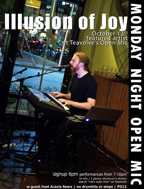 Illusion of Joy at Teavolve