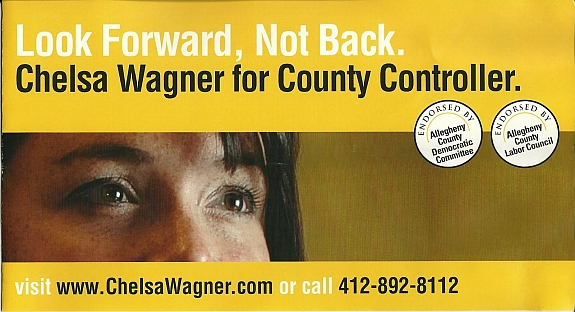 Chelsa Wagner for Allegheny County Controller